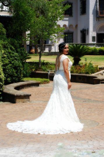 Bridal Portrait in San Antonio