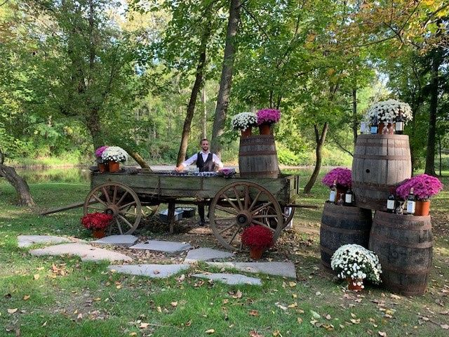 Wine and Wagon!
