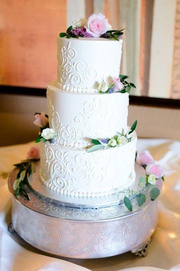 Wedding Cake (c)DeJoyPhotography