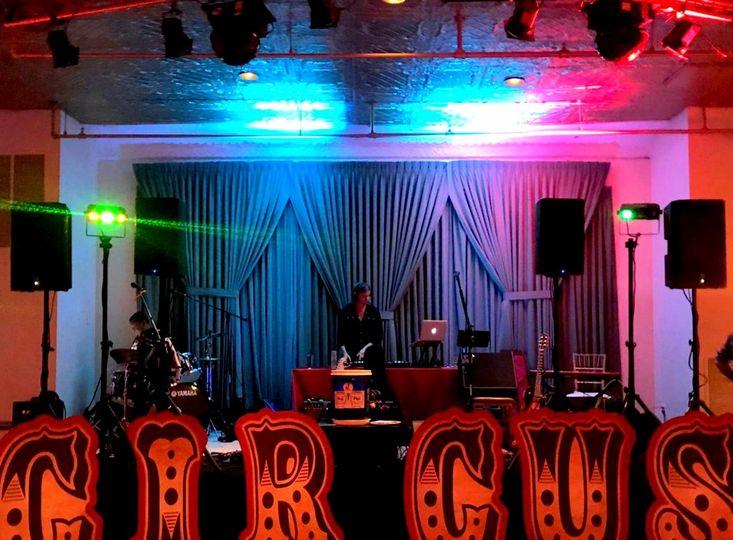 DJ at Clarendon Ballroom