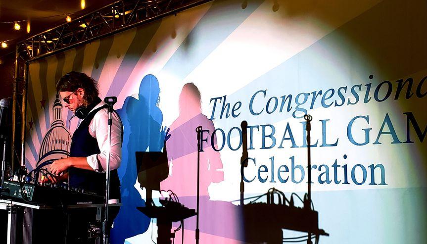Redskins Football Gala, DC