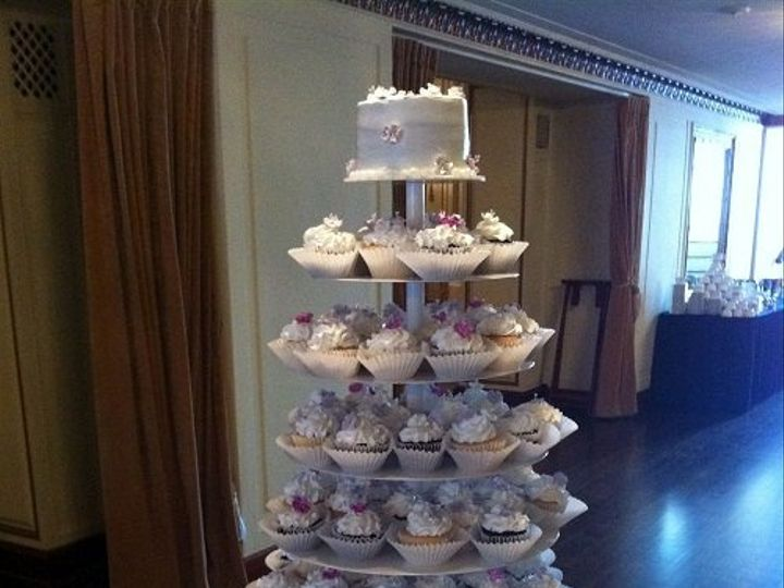 Tmx 1352737743891 Cupcakes2 Saline, Michigan wedding cake