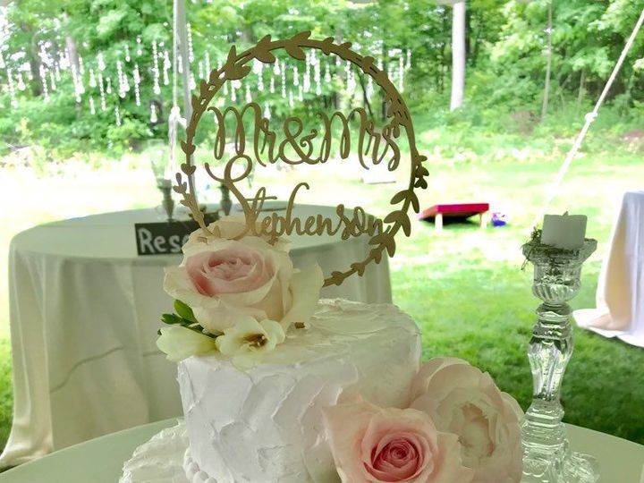 Tmx 1536816198 Dacf399bc3107beb 1536816197 0662062aef3d84c9 1536816197647 4 IMG 1341 1 Saline, Michigan wedding cake