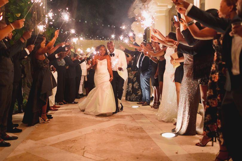 Elegant wedding at the Addison