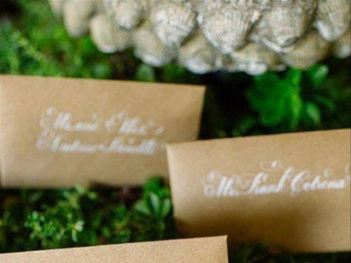 Tmx 1473959769935 Aquino Placecards Fb Slingerlands wedding invitation