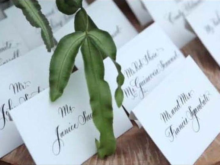 Tmx 1473959958992 Moser Placecards Slingerlands wedding invitation