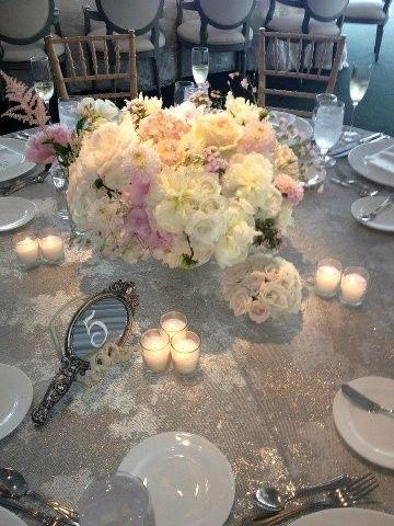 Tmx 1473960165399 Mirrored Table Number  5 Slingerlands wedding invitation