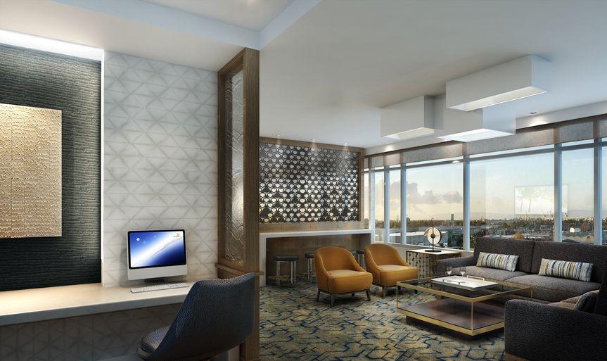 Executive Sky Lounge