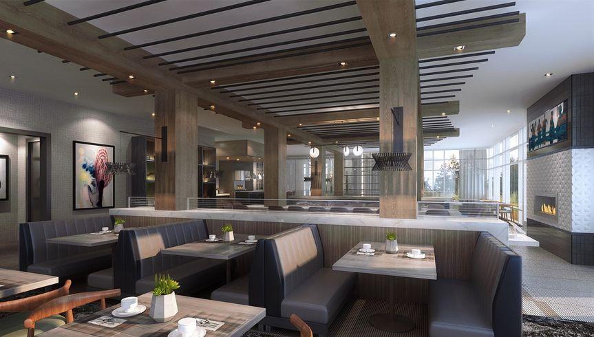 Harth fireside dining/terrace