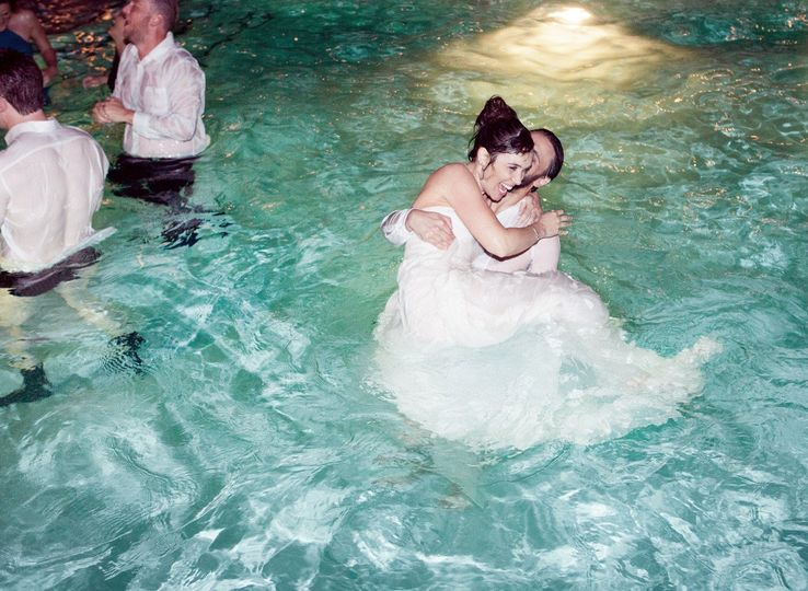 Pool party :)   Image © THE GOLD COLLECTIVE