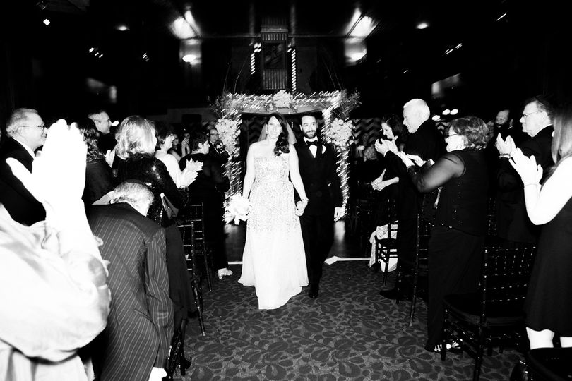 Ian + Abbe :) Cicada Club with planning by Yellowbird Events!   Image © THE GOLD COLLECTIVE...