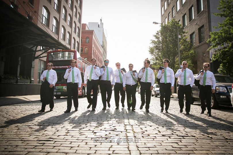 Tribeca Wedding Photography | Tribeca Groomsmen | Photography by Berit Bizjak of Images by Berit |...