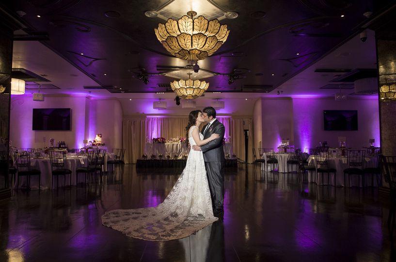 Ella & Joe's NOOR | Sofia Ballroom Wedding. Photo Credit: Mood Photo & Video