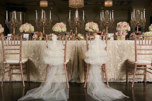 Tmx 1455834336647 Noor Sofia Ballroom Champagne Chiavari Pasadena, CA wedding venue
