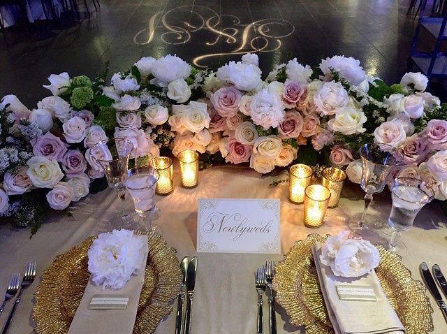 Tmx 1455834418963 Noor Sofia Ballroom Head Table 4 Pasadena, CA wedding venue