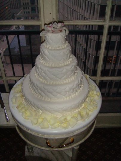 Cake in the city: