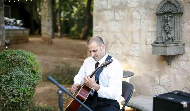 Solo Guitar Austin - Doug Anthony