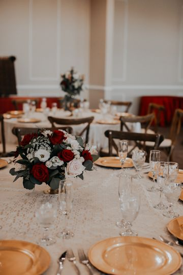 Reception in the Fall
