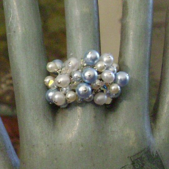 Custom Color Cha Cha Rings