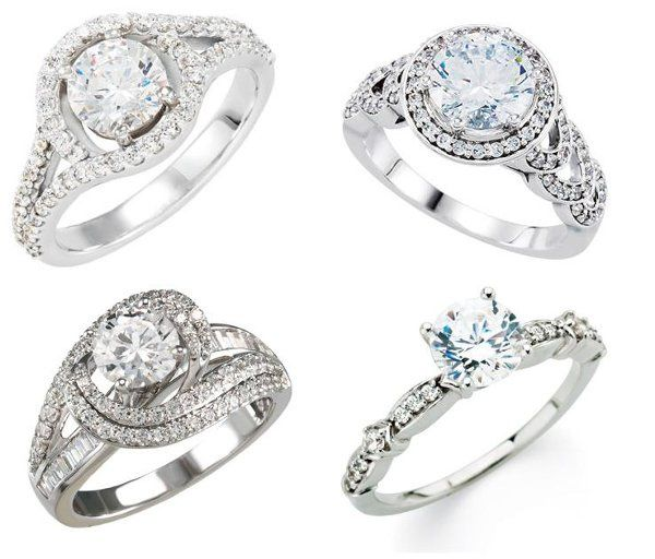 Engagement rings and wedding bands for all brides and budgets.