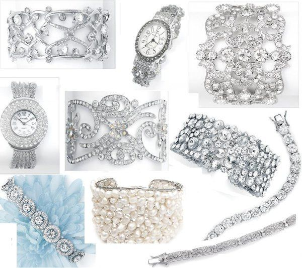 Bridal and Formal Occassion Bracelets and Watches