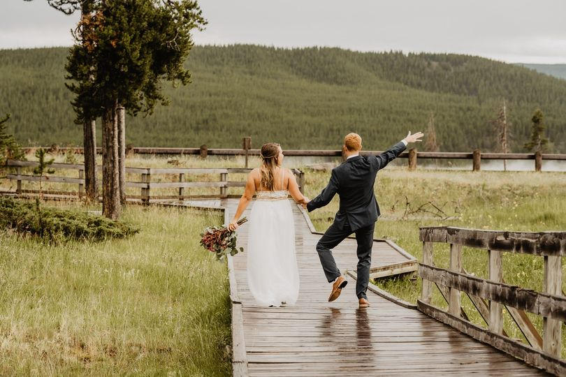 Yellowstone Elopement
