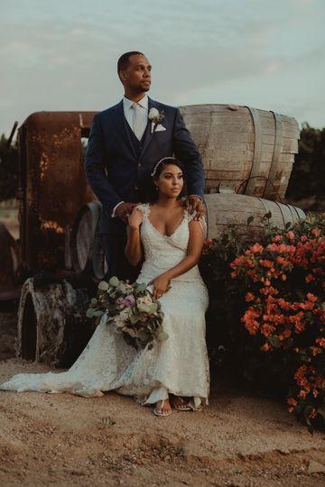 Winery Wedding