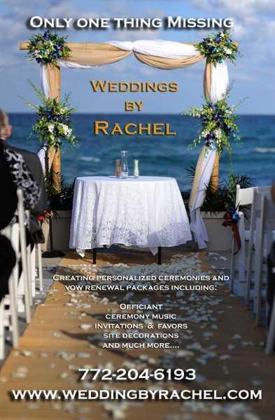 Weddings by Rachel