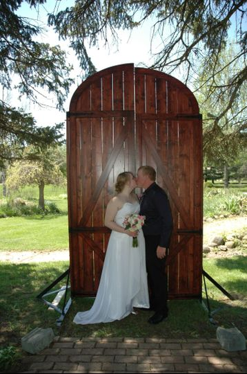 Our New Barn Doors