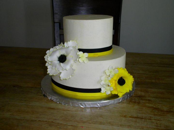Tmx 1368477387747 Steel Wed 2 Lewes, DE wedding cake