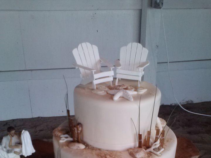 Tmx 1377366950257 Chair Close Lewes, DE wedding cake