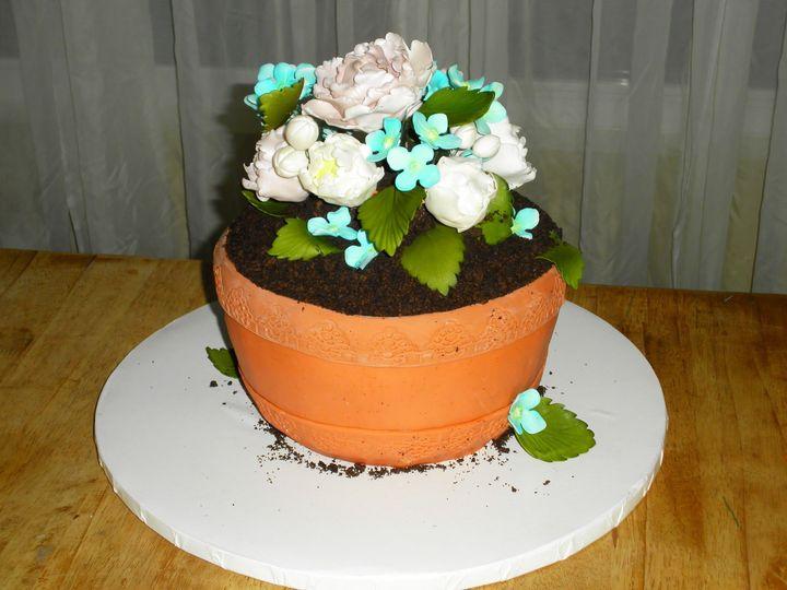 Tmx 1389272739406 Pot  Lewes, DE wedding cake