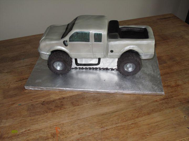 Tmx 1389273107634 Img024 Lewes, DE wedding cake