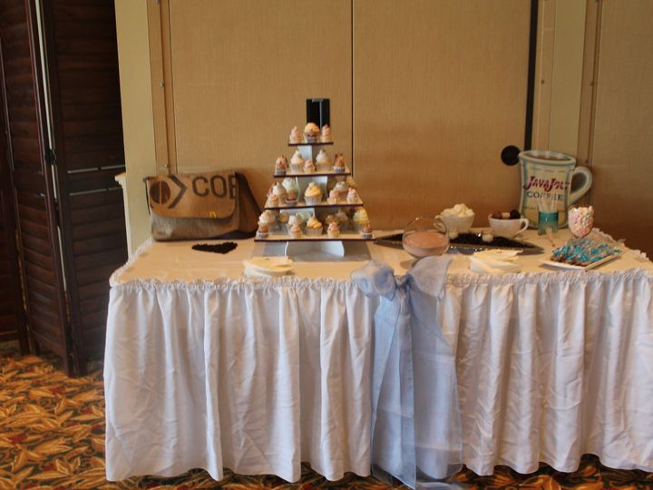 Tmx 1403197467893 Coffee Bar Lewes, DE wedding cake