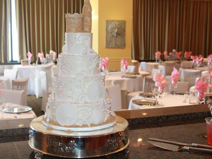 Tmx 1453051263760 Castle Topper 1 Lewes, DE wedding cake