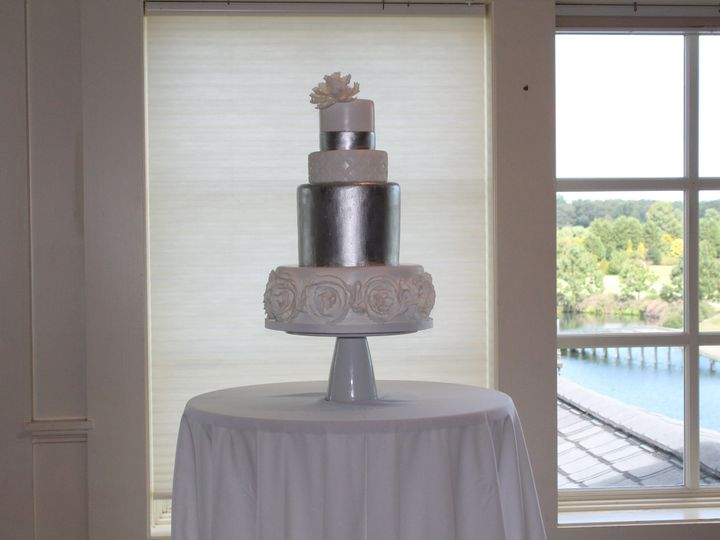 Tmx 1453051404476 Silver 2 Lewes, DE wedding cake