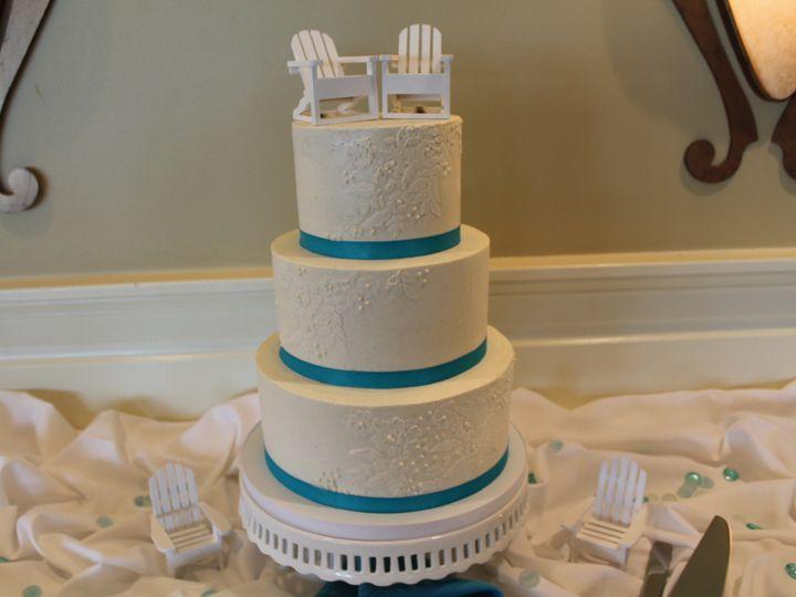 Tmx 1453051723522 Marylanya Lewes, DE wedding cake