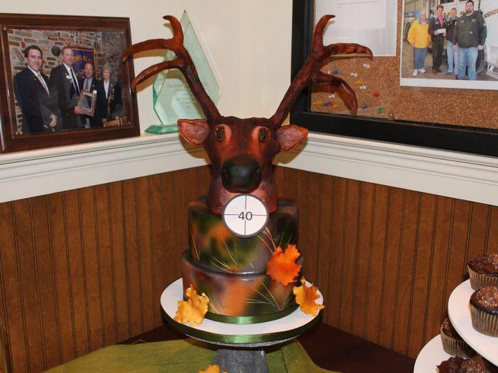 Tmx 1453051826838 Img3057 Lewes, DE wedding cake