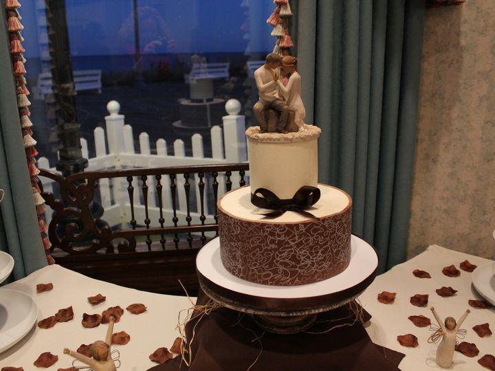 Tmx 1453052243843 Img2906 Lewes, DE wedding cake