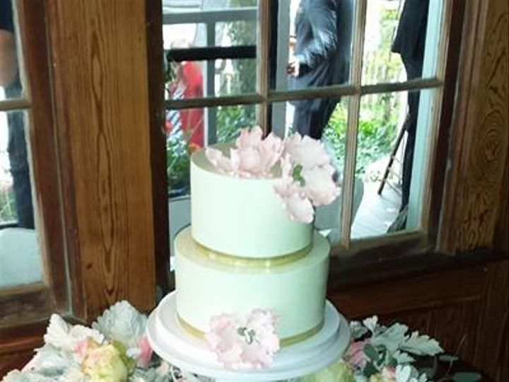 Tmx 1453052351988 Merrits Cake Lewes, DE wedding cake