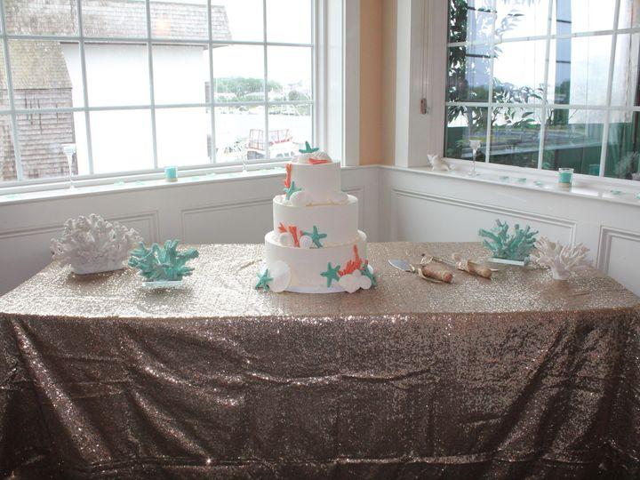 Tmx 1453052527825 Coral T Lewes, DE wedding cake