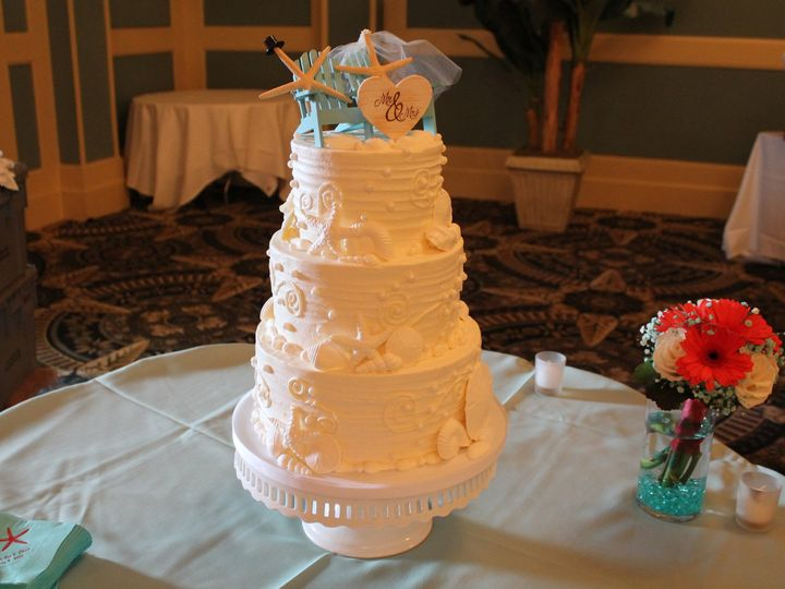 Tmx 1453052578420 Heritage Lewes, DE wedding cake