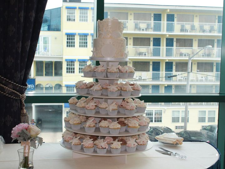Tmx 1453052685216 Sands Lewes, DE wedding cake