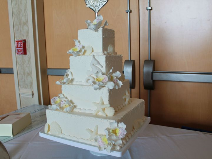 Tmx 1453052764535 Img2508 Lewes, DE wedding cake
