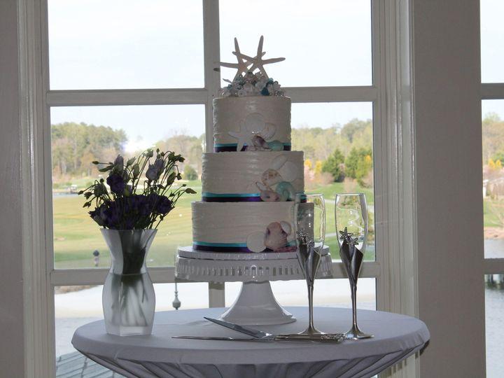 Tmx 1453053095426 Baywwod Star Lewes, DE wedding cake