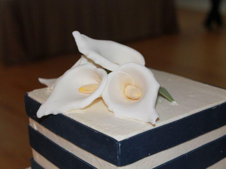 Tmx 1453053153184 Calla Lewes, DE wedding cake