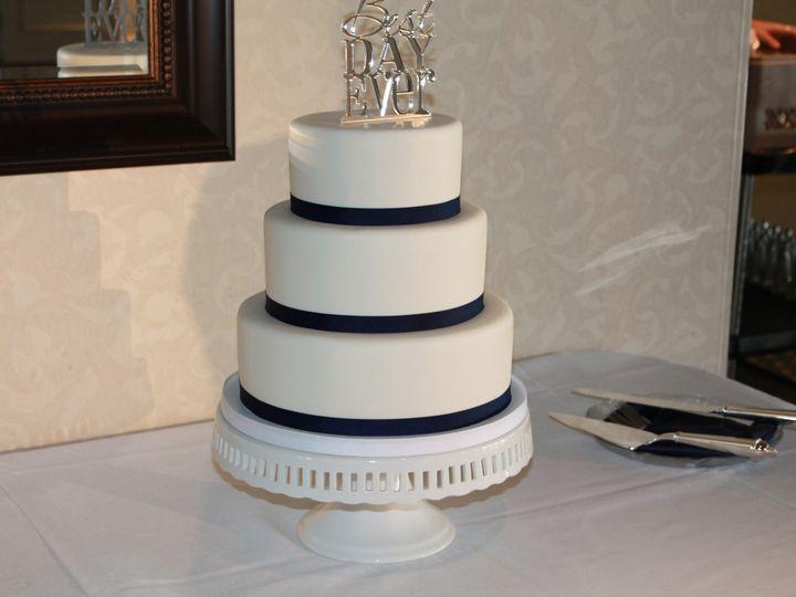 Tmx 1453053178427 Carly 1 Lewes, DE wedding cake