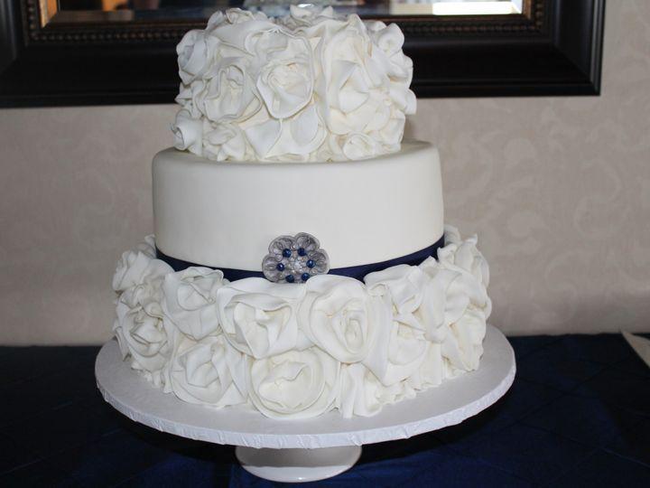 Tmx 1453053236331 Img0658 Lewes, DE wedding cake