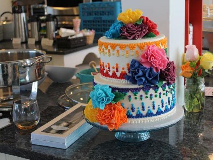 Tmx 1453053403727 Mexican 2 Lewes, DE wedding cake