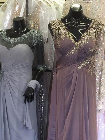 Formal elegance dress attire lynchburg va weddingwire for Wedding dresses lynchburg va